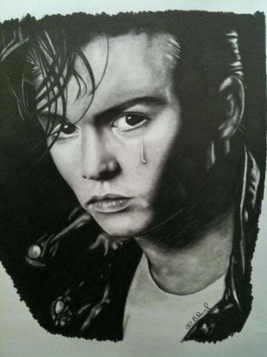 Johnny Depp by vlad